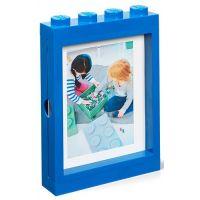 LEGO fotorámeček modrá