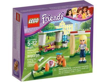 LEGO Friends 41011 Stephanie trénuje fotbal
