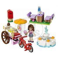 LEGO Friends 41030 - Olivia a zmrzlinářské kolo 2