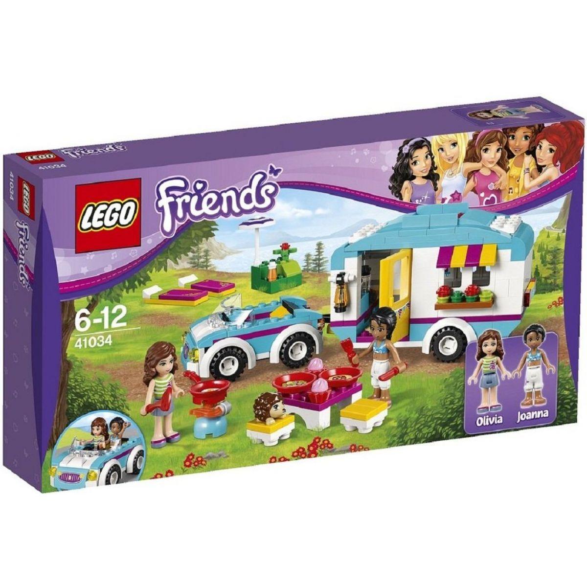 LEGO Friends 41034 - Letní karavan