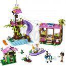 LEGO Friends 41038 - Základna záchranářů v džungli 2