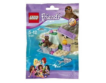LEGO Friends 41047 - Tulení skála