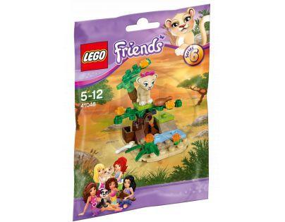 LEGO Friends 41048 - Lvíče v savaně