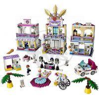 LEGO Friends 41058 - Obchodní zóna Heartlake 2