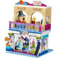 LEGO Friends 41058 - Obchodní zóna Heartlake 3