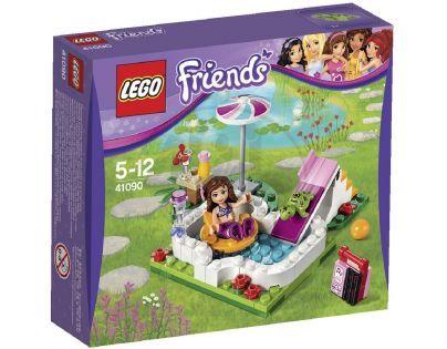 LEGO Friends 41090 - Zahradní bazén Olivie