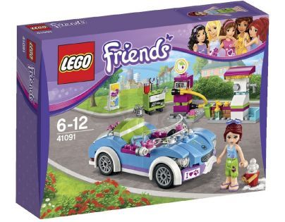 LEGO Friends 41091 - Miin kabriolet