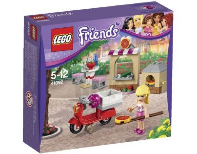 LEGO Friends 41092 - Pizzerie Stephanie