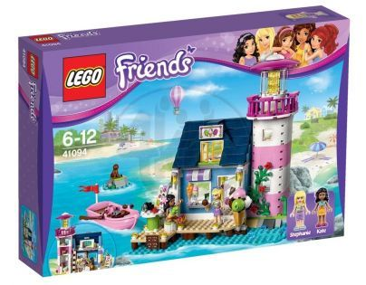 LEGO Friends 41094 - Maják v Heartlake
