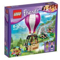LEGO Friends 41097 - Horkovzdušný balón v Heartlake