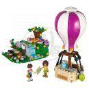 LEGO Friends 41097 - Horkovzdušný balón v Heartlake 2