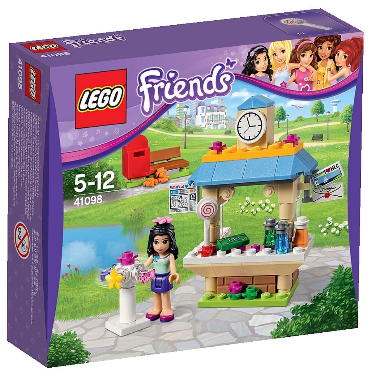 LEGO Friends 41098 Andrein stánek pro turisty