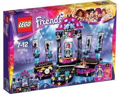 LEGO Friends 41105 Pódium pro vystoupení popových hvězd