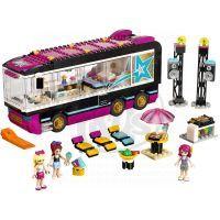 LEGO Friends 41106 Autobus pro turné popových hvězd - Poškozený obal