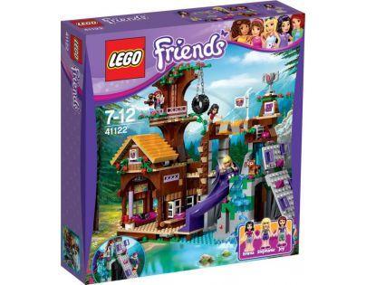 LEGO Friends 41122 Dobrodružný tábor Dům na stromě