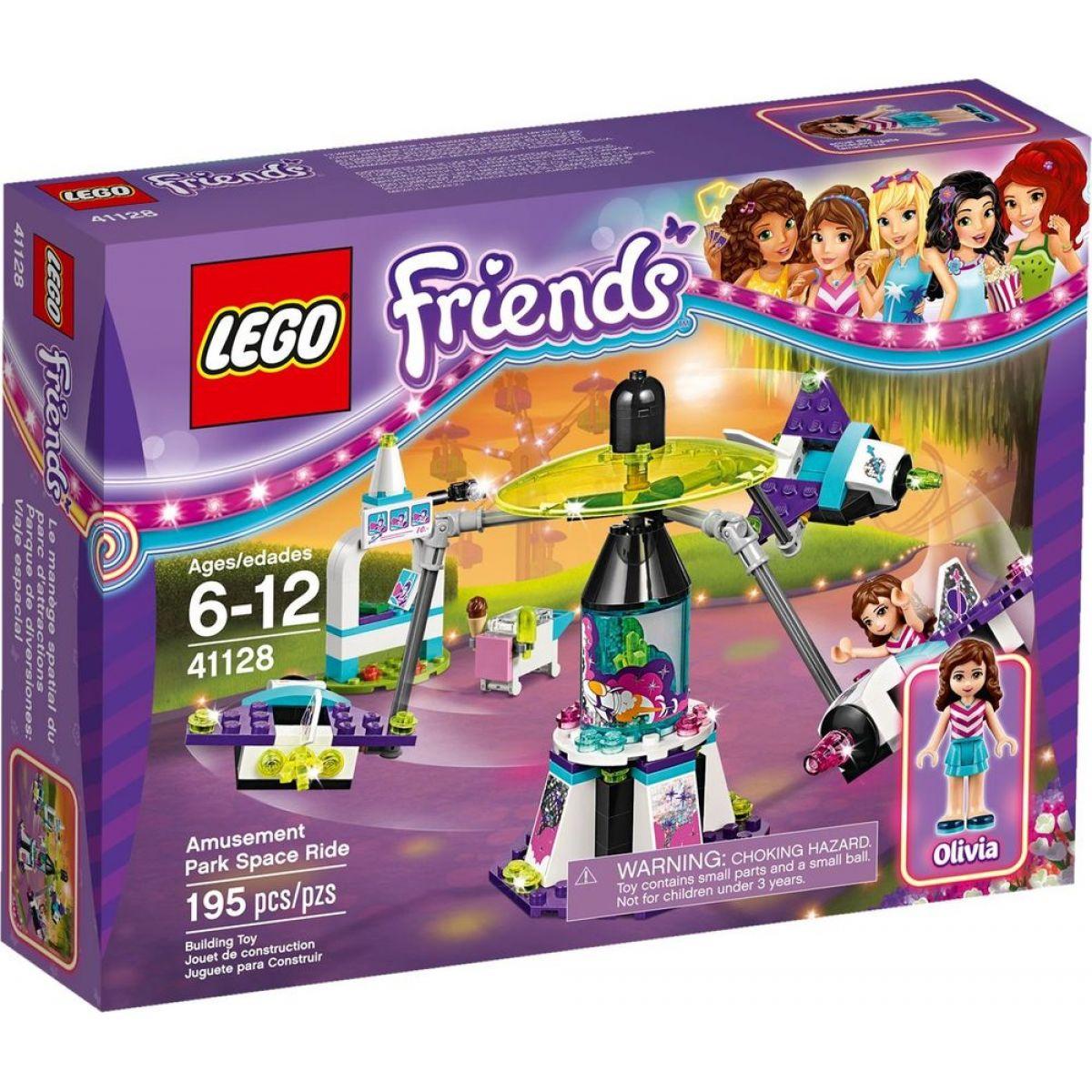 LEGO Friends 41128 Vesmírná zábava v parku