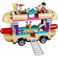 LEGO Friends 41129 Dodávka s párky v rohlíku v zábavním parku 4