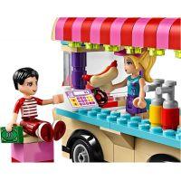 LEGO Friends 41129 Dodávka s párky v rohlíku v zábavním parku 5