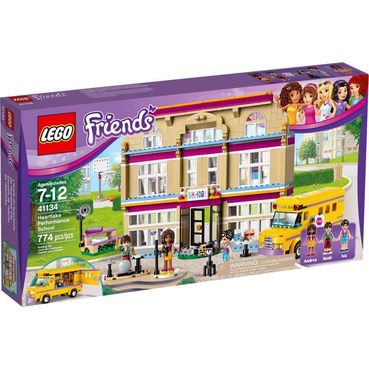 LEGO Friends 41134 Umělecká škola v Heartlake