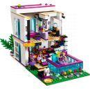 LEGO Friends 41135 Livi a její dům popové hvězdy 4