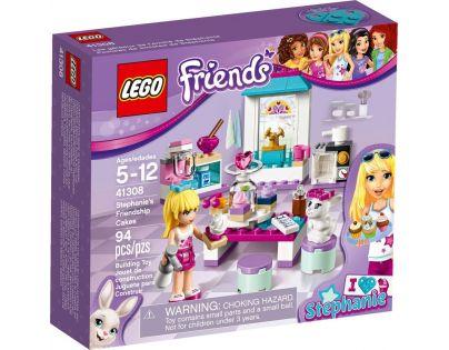 LEGO Friends 41308 Stephanie a její cukrárna