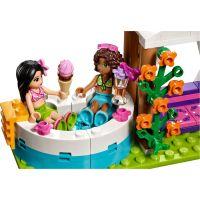 LEGO Friends 41313 Letní bazén v městečku Heartlake 5