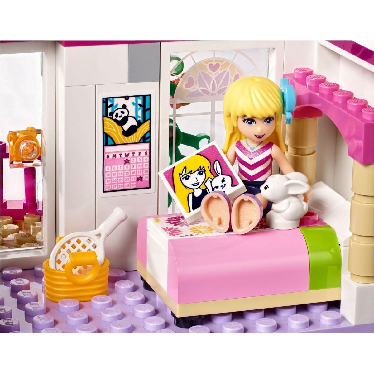8cb4219cb ... LEGO Friends 41314 Stephanie a její dům 4 ...