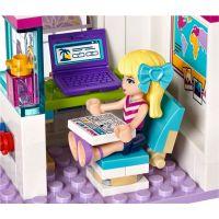 LEGO Friends 41314 Stephanie a její dům 6