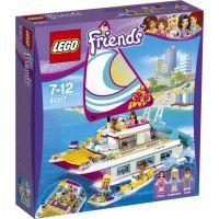 LEGO Friends 41317 Katamarán Sunshine - Poškozený obal