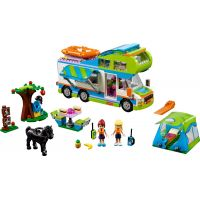 LEGO Friends 41339 Mia a její karavan 2