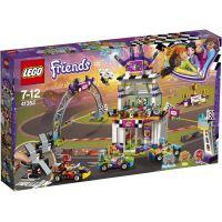 LEGO Friends 41352 Velký závod - Poškozený obal