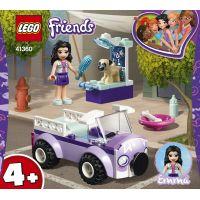 LEGO Friends 41360 Emma a mobilní veterinární klinika