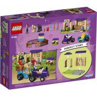 LEGO Friends 41361 Mia a stáj pro hříbata 3