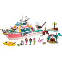 LEGO Friends 41381 Záchranný člun 2