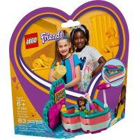 LEGO Friends 41384 Andrea a letní srdcová krabička