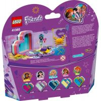 LEGO Friends 41385 Emma a letní srdcová krabička 3