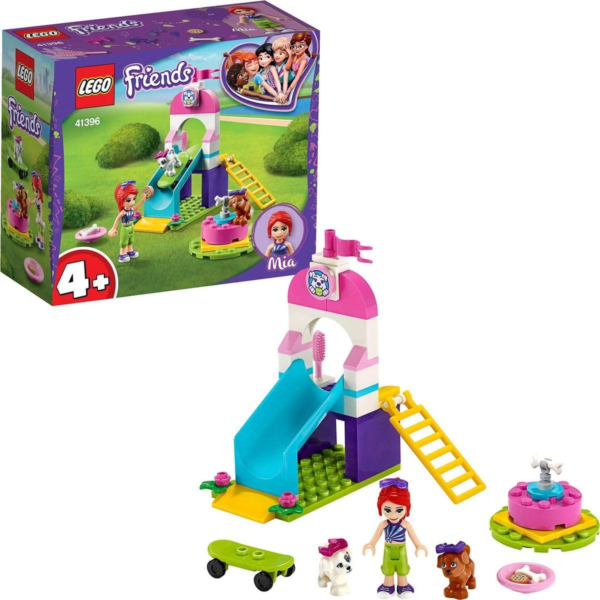 LEGO® Friends 41396 Ihrisko pre šteniatka
