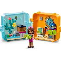 LEGO Friends Herní boxík Andrea a její léto