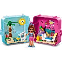 LEGO Friends Herní boxík Olivia a její léto