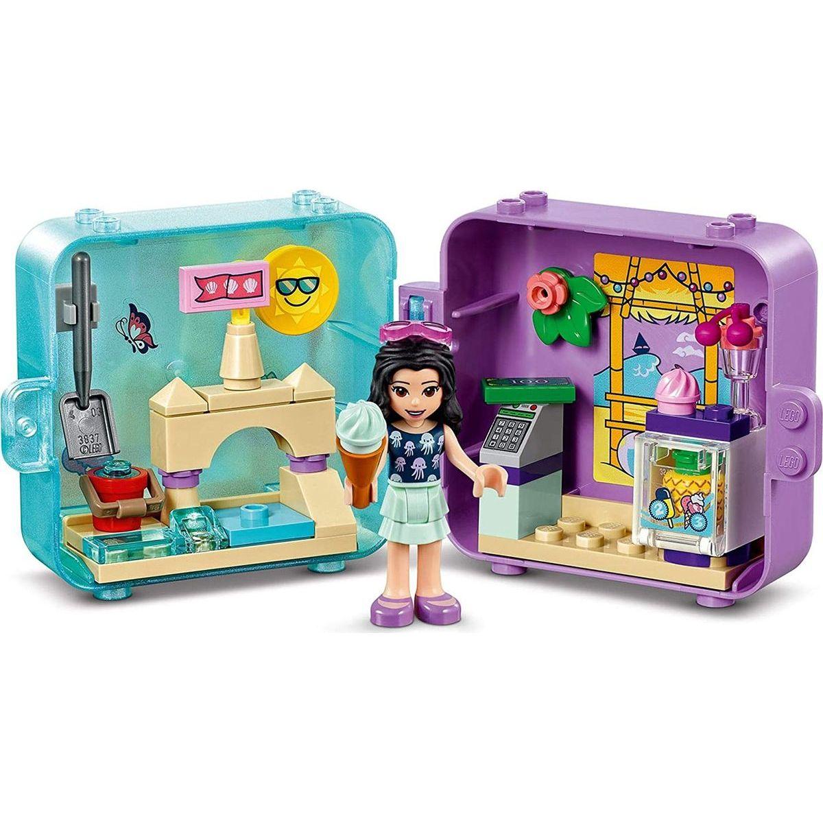 LEGO Friends 41414 Herný boxík Emma a jej leto
