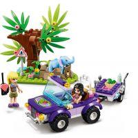 LEGO® Friends 41421 Záchrana slůněte v džungli 3