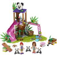 LEGO Friends 41422 Pandí domek na stromě v džungli 2