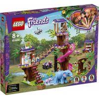 LEGO Friends 41424 Základna záchranářů v džungli 2