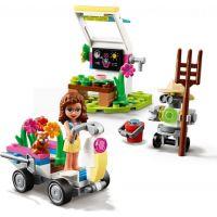 LEGO Friends 41425 Olivie a její květinová zahrada 4
