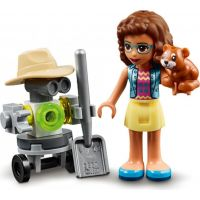LEGO Friends 41425 Olivie a její květinová zahrada 5