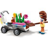 LEGO Friends 41425 Olivie a její květinová zahrada 6