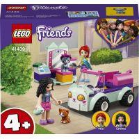 LEGO Friends 41439 Pojízdné kočičí kadeřnictví 2