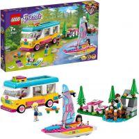 LEGO® Friends 41681 Kemping v lese
