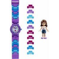 LEGO Friends Olivia Hodinky s minifigurkou