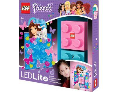 LEGO Friends Olivia orientační světlo